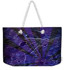 Abstract 95 Weekender Tote Bag