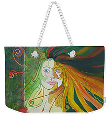 Alter Ego Weekender Tote Bag by Diana Bursztein