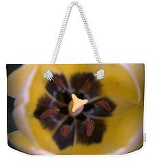 Soft Bloom Weekender Tote Bag