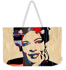 Billie Holiday Collection Weekender Tote Bag