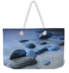 Weekender Tote Bag featuring the photograph Campelo Beach Galicia Spain by Pablo Avanzini