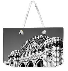 Denver - Union Station Weekender Tote Bag