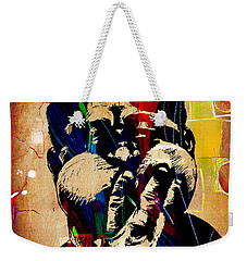 Dizzy Gillespie Collection Weekender Tote Bag