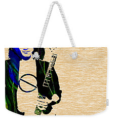 Eddie Van Halen Collection Weekender Tote Bag