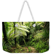 Forest Weekender Tote Bag by Les Cunliffe