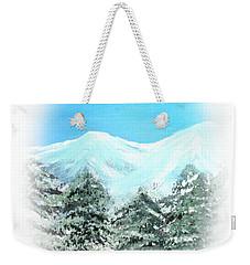 Happy Holidays. Best Christmas Gift Weekender Tote Bag