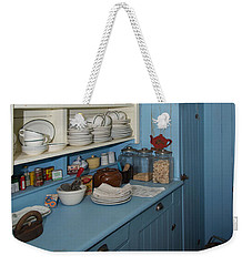 Heritage Cottage Museum On Bowen Island Weekender Tote Bag