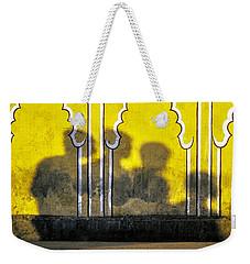 4 Is Company Weekender Tote Bag