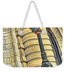 4 O'clock Train Weekender Tote Bag by Sennie Pierson