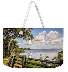 Philippe Park Weekender Tote Bag by Jane Luxton