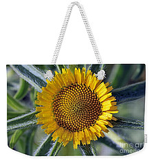 Spring Wild Flower Weekender Tote Bag by George Atsametakis