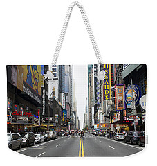 42nd Street - New York Weekender Tote Bag