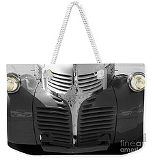 46 Dodge Weekender Tote Bag by Janice Westerberg