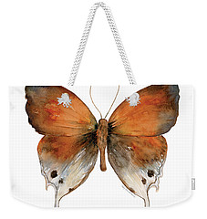 47 Mantoides Gama Butterfly Weekender Tote Bag