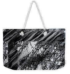 Untitled-4 Weekender Tote Bag