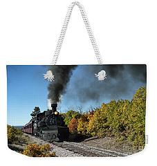 487 Weekender Tote Bag