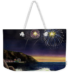 4th On The Shore Weekender Tote Bag