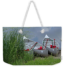 At Waters Edge Weekender Tote Bag