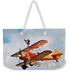 Breitling Wingwalkers Team Weekender Tote Bag