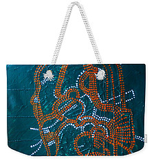 Dinka - South Sudan Weekender Tote Bag