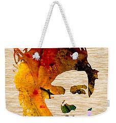 Harry Styles Weekender Tote Bag by Marvin Blaine