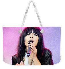 Loreen Weekender Tote Bag