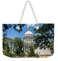 Oklahoma State Capital Weekender Tote Bag