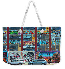 5 Pointz Graffiti Art 10 Weekender Tote Bag