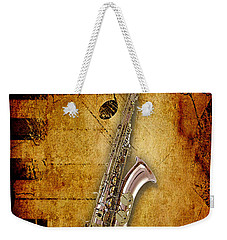 Saxophone Collection Weekender Tote Bag