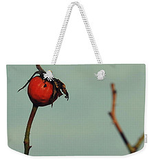 Winter  Impressions Weekender Tote Bag by Marija Djedovic