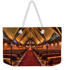 Woodlake Lutheran Church Weekender Tote Bag