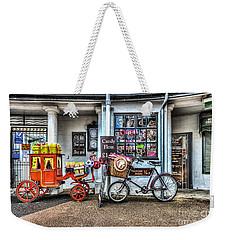 Ye Olde Sweet Shoppe Weekender Tote Bag