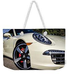 50th Anniversary Porsche 911 Weekender Tote Bag