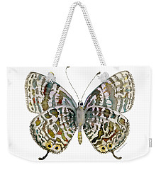 51 Lang's Short-tailed Blue Butterfly Weekender Tote Bag