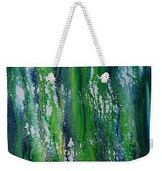 Greenery Duars Weekender Tote Bag