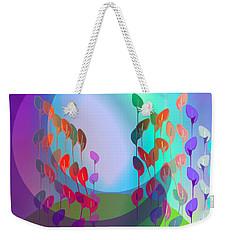 510 - Pastel Flowers ... Weekender Tote Bag
