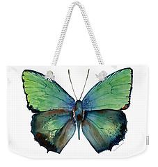 52 Arhopala Aurea Butterfly Weekender Tote Bag