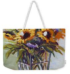 Summer Bouquet 4 Weekender Tote Bag
