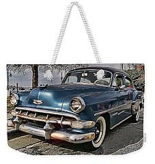 '54 Chevy Weekender Tote Bag