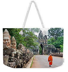 54 Gods And A Monk Weekender Tote Bag