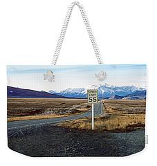 55 Weekender Tote Bag by Kellice Swaggerty
