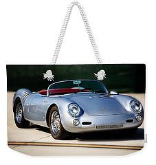 550 Spyder Weekender Tote Bag