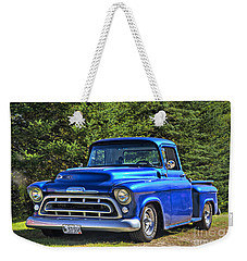 57 Chevy Weekender Tote Bag by Alana Ranney