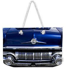 '57 Pontiac Safari Starchief Weekender Tote Bag