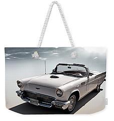 57 T-bird Weekender Tote Bag