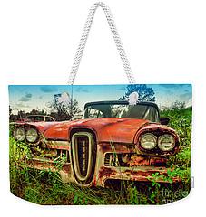58 Edsel Weekender Tote Bag