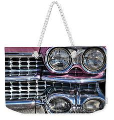 59 Caddy Lights Weekender Tote Bag