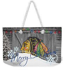 Chicago Blackhawks Weekender Tote Bag