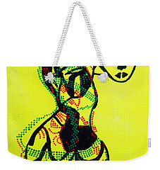 Dinka Lady - South Sudan Weekender Tote Bag