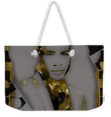 Empire's Trai Byers Andre Lyon Weekender Tote Bag